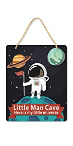little man cave sign