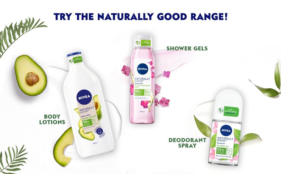 NIVEA,Women,Deodorant,Aloe Vera,Fresh,Fragrance,Natural