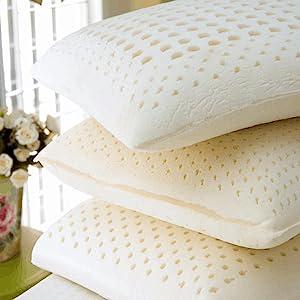 latex pillows soft medium firm