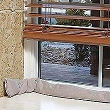 Window Condensation Moisture Absorber, Beige