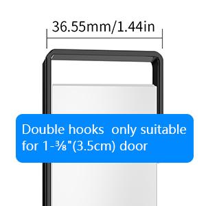 door towel hanger