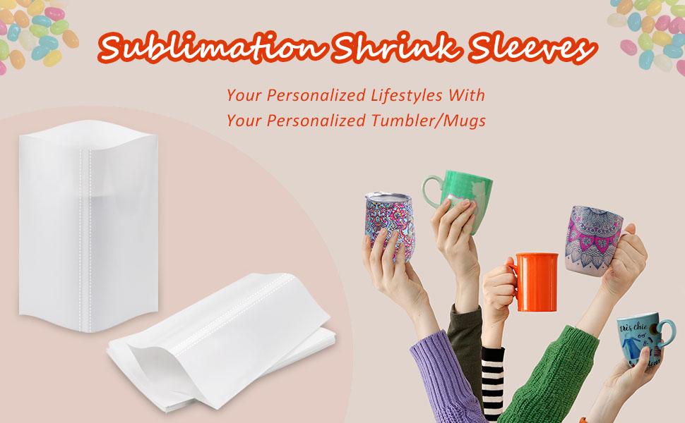 sublimation shrink wrap