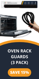 Oven Rack Guards (3 Pack)