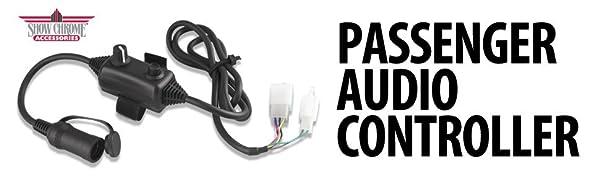 Passenger Audio Controller