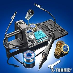 X-Tronic 3020 - Full Spread