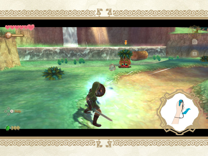 Legend of Zelda Skyward Sword 07