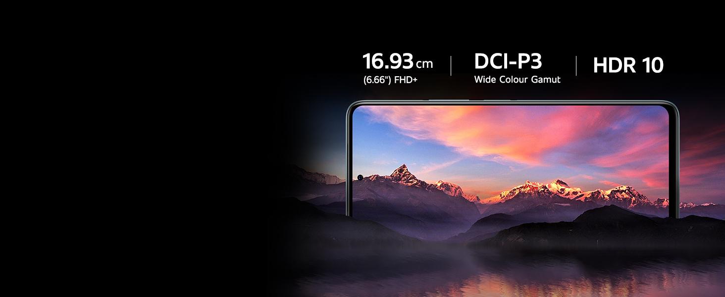 120Hz FHD+Display