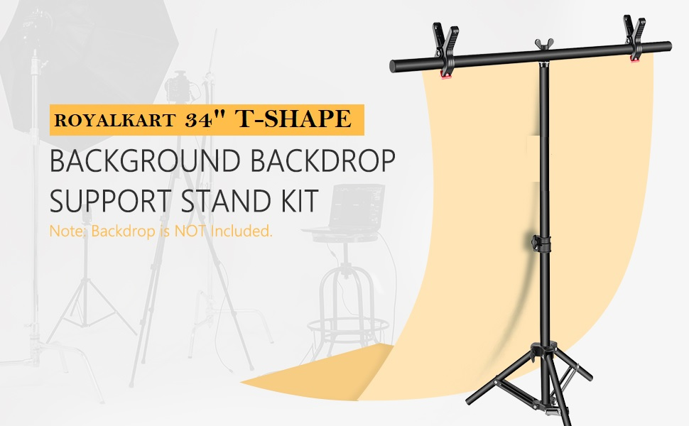 background backdrop support stand