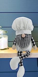 Joy-Leo Kitchen Chef Christmas Gnome - Model JL27