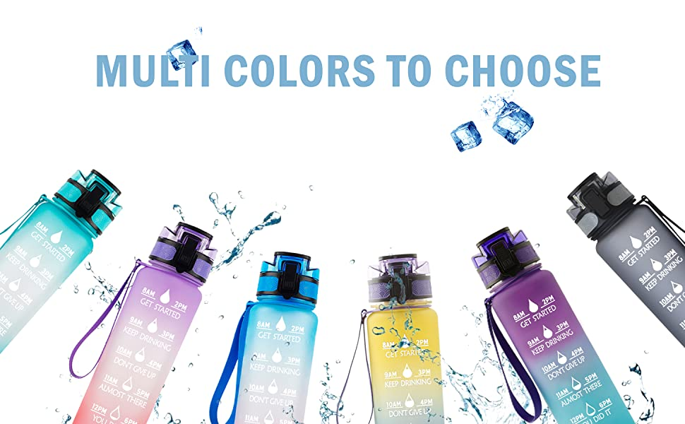Multi colors to choose