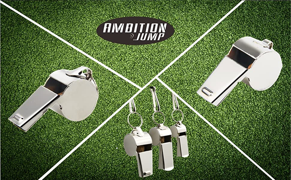 ambition jump whistle