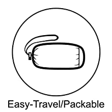 rokka and rolla packable pouch jacket