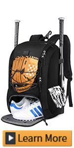 Matein Basebal backpack