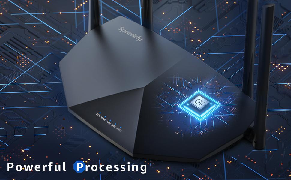 Poweful CPU
