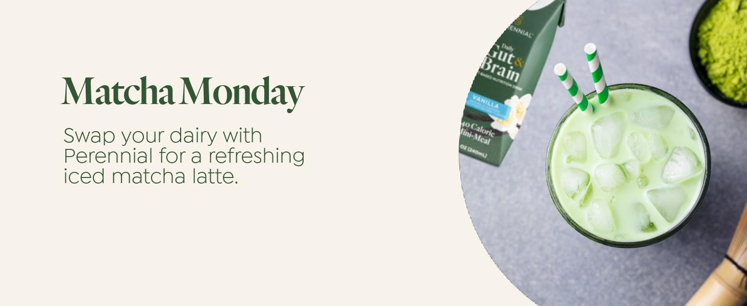Perennial Matcha Monday