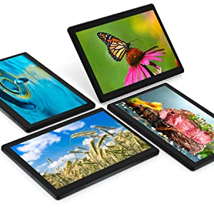 1280*800 IPS HD Display amp; Vivid Touchscreen