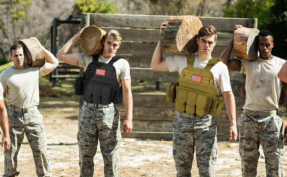 Obemisk Tactical Vest