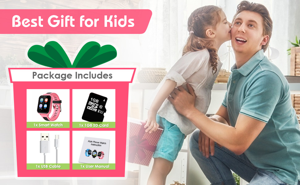 Kids Smart Watches for Boys Girls