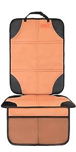 tan Car Seat Protector