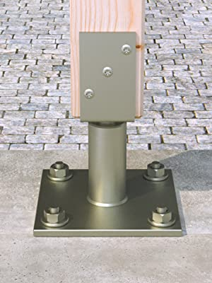fischer Bolt Anker in gebruik
