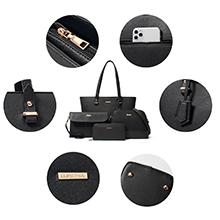 Handtaschendetails