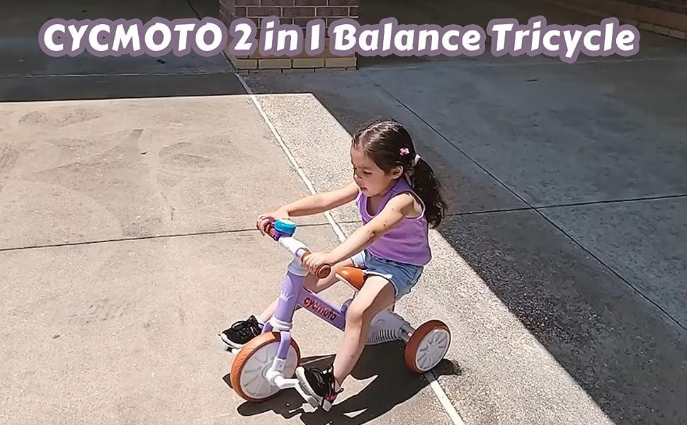 BALANCE TRICYCLE