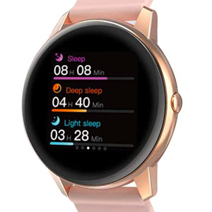 smart watch with sleep tracking