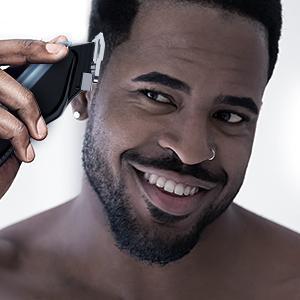hair cutting barber professional cordless men clipper haircut trimmer cut machine shaving grooming