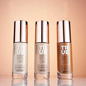 catrice cosmetics foundation liquid coverage buildable hydrating hyaluronic acid vegan cruelty free