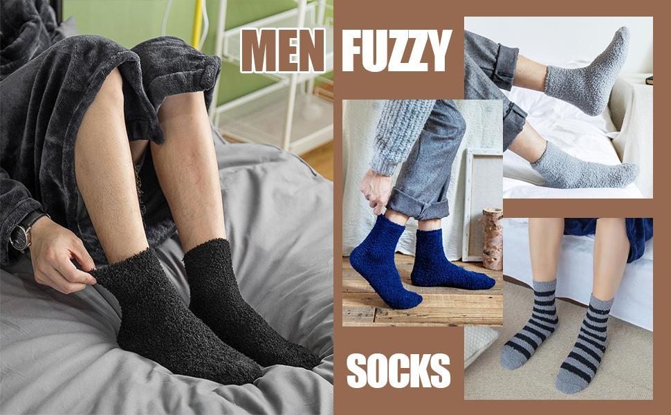 men slipper socks