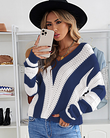 Sweater for women summer club fashion winter warm sweater pullover knit sweater