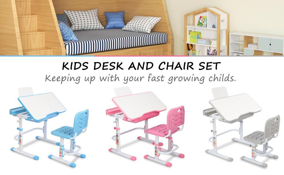 desk chair set
