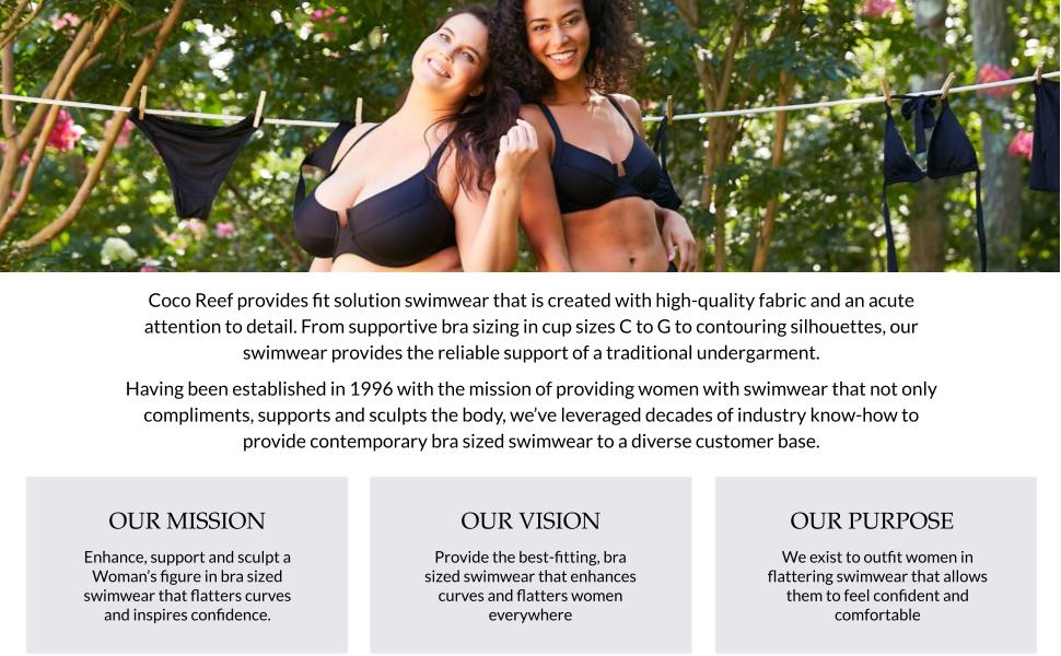 Coco Reef Mission, Vision, Purpose