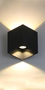 10W Indoor wall lamp