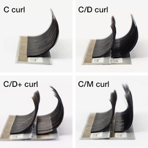 Eyelash Extension,,Individual Lashes,0.15mm C Curl Mixed Length,Lash Extension,Semi-Permanent,