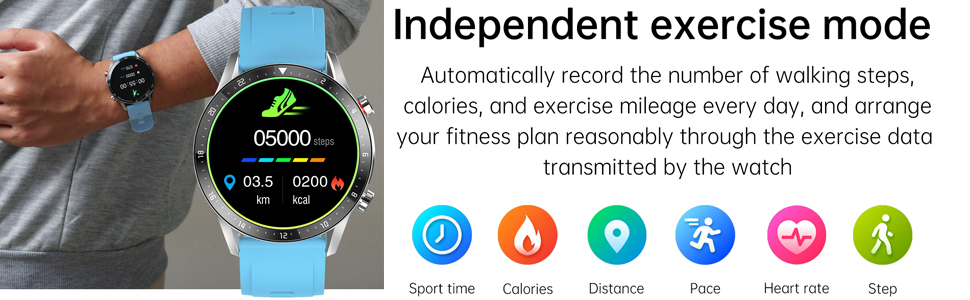 Independent Exercise Mode