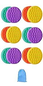 Push Bubble Fidget Toy