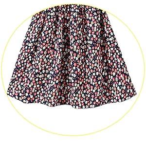 ruffle pleated skirts