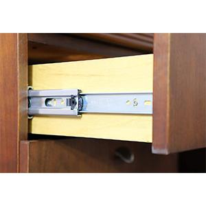 Make your cabinets durable and reliable even after thousands of push and pulls