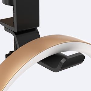 desk headset hanger