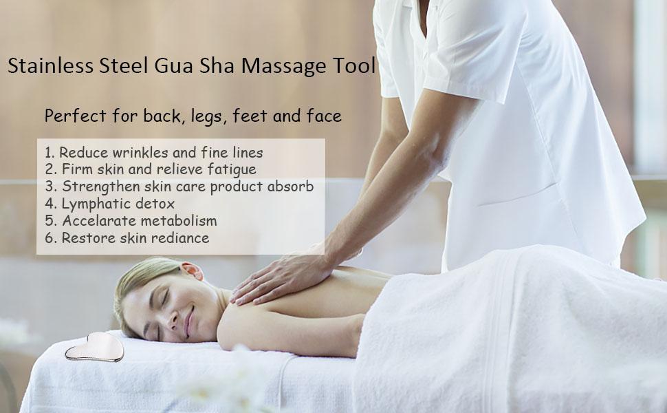 gua sha massage tool