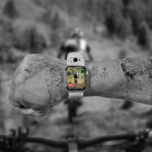 Wristcam - Mountain Bike