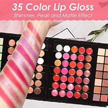 Lipgloss Palette