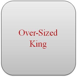 oversized king