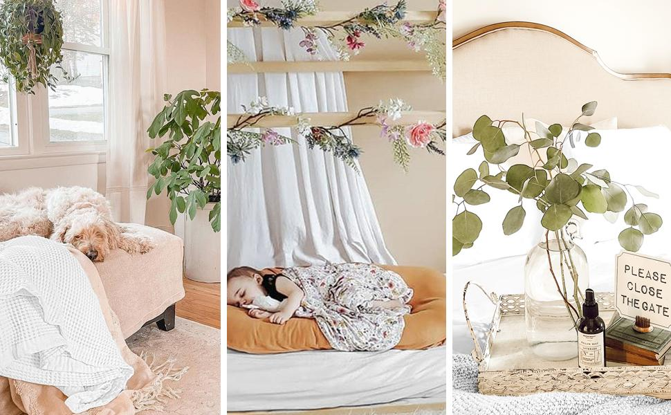 Organic Cotton Pillowcases - Cotton Pillowcase - White Pillowcase King - Organic Pillow Cases