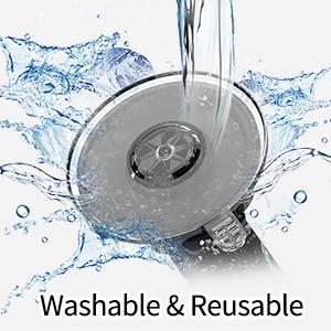 Washable & Reusable