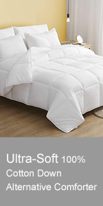 Cotton Down Alternative Comforter