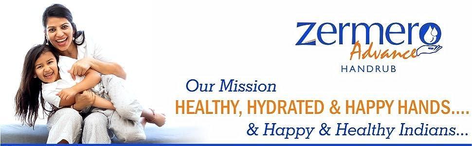Zermero Advanced Hand Sanitizer