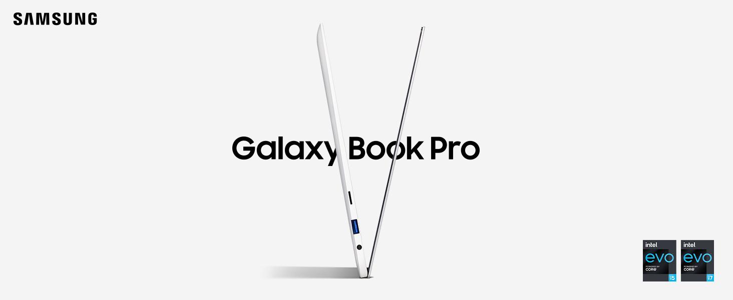 Galaxy Book Pro Silver