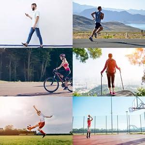 8种运动模式